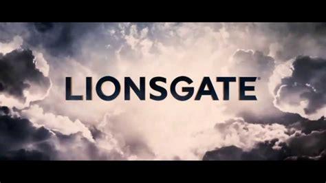 lionsgate logo history youtube