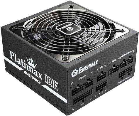 Enermax Maxtytan 800w 80 Titanium Modular Psu Emt800ewt enermax maxtytan the new flagship series