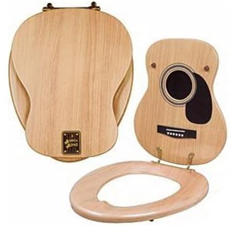 guitar toilet seat acoustic guitar toilet seat the ferret journal
