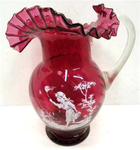 Cranberry Gregory Glass Bidadari 16274 1000 images about gregory glassware on glass vase cobalt blue and bohemian