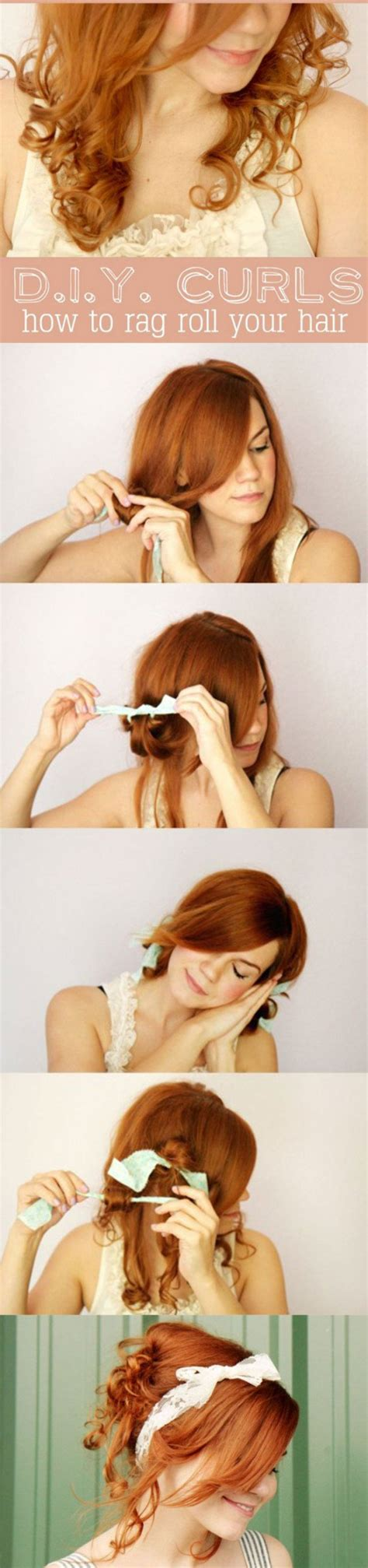 cute hairstyle steps 17 easy diy tutorials for glamorous and cute hairstyle