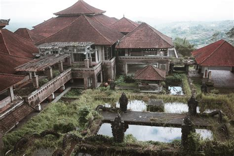 massive balinese  guestroom ghost palace hotel