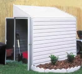 Small Metal Storage Sheds Yardsaver 4 X7 Arrow Small Outdoor Metal Storage Shed Kit