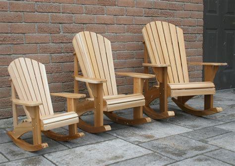 child size adirondack rocking chair plansthe barley