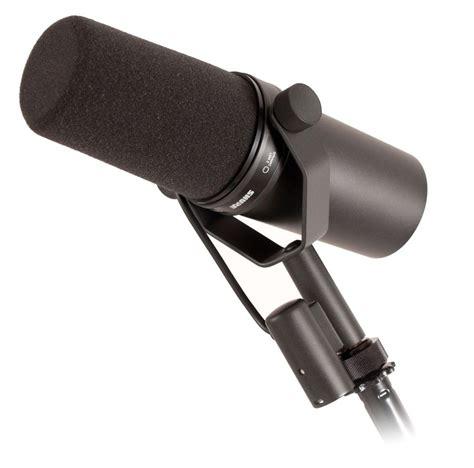 Shure Sm7b shure sm7b dynamic vocal microphone dynamic mics funky