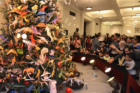 Origami Tree Nyc - mesh date 39 the best things to do this week