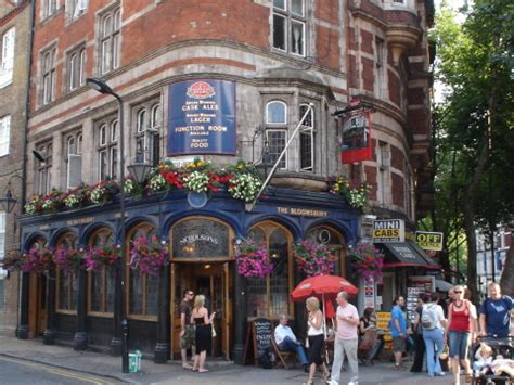 Affordable Home Decor Online Bloomsbury Tavern Soho Central London Pub Bar Review