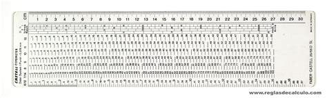 Faber Castell 20/66/SL Typometer Regla Calculo slide Rule