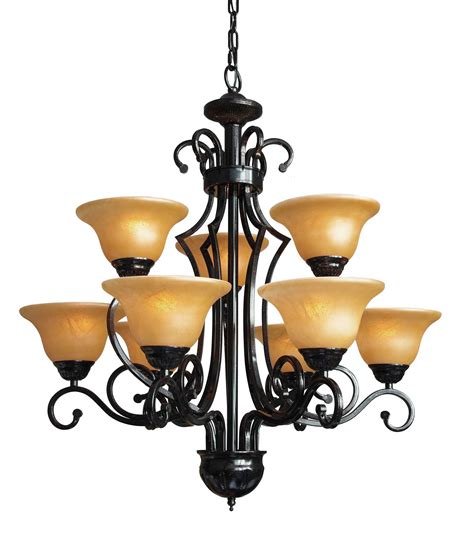 A84 451 9 Gallery Wrought Iron Wrought Iron Chandelier Rot Iron Chandeliers