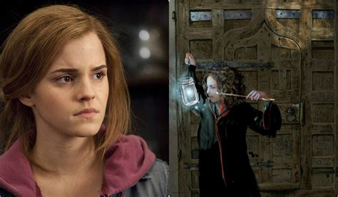 Hermione Granger Witch by Which Hermione Do We Really Book Hermione Or