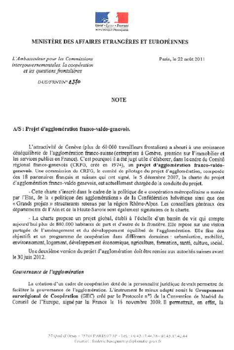 Modele De Lettre Administrative Interne Modele Redaction Note Administrative Document
