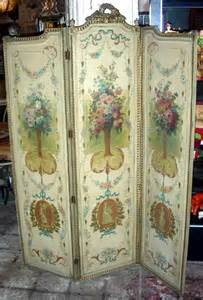 Vintage Room Divider Screen Eye For Design Decorating With Folding Screens