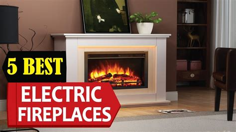 Top 5 Electric Fireplace Inserts - 5 best electric fireplaces 2018 best electric fireplace