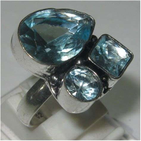 Cincin Cz 5 cincin wanita silver 925 model topaz cz ring 7 5 us