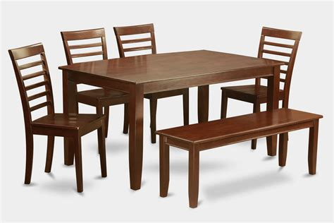 Bench Dining Room Set | 26 big small dining room sets with bench seating