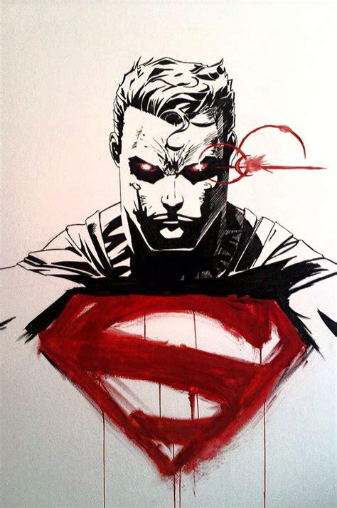 Jim lee superman wallpaper wallpapersafari