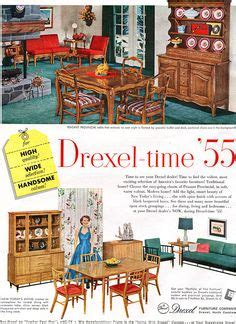 1960s drexel perspective dining room furniture ad 1949 drexel furniture vintage ad 1940 s furniture 1940 s
