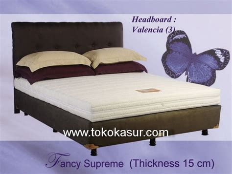 Kasur Bed Elephant elephant fancy supreme 15 cm toko kasur bed