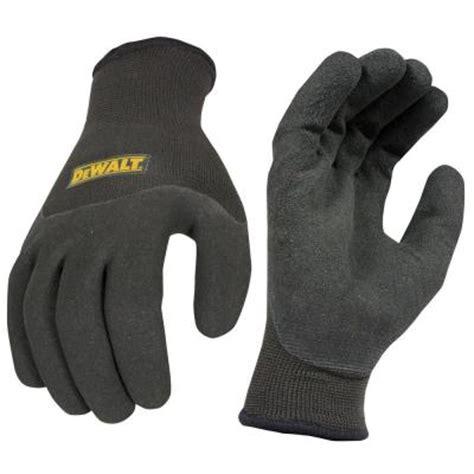 dewalt 2 in 1 cws thermal size large work gloves dpg737l