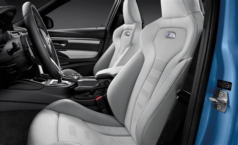 Bmw M3 White Interior by Car And Driver