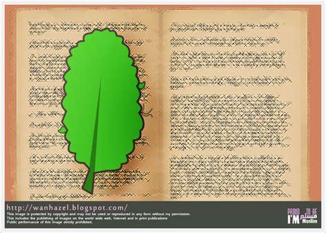 doodle daun wadah madrasah pengalaman 2013 09 15
