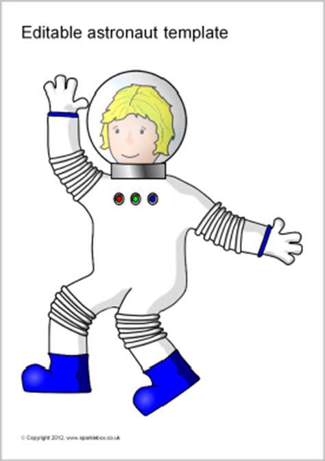 astronaut template editable astronaut templates sb7636 sparklebox