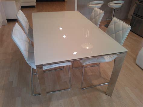 tavoli da soggiorno in cristallo tavolo la seggiola tavolo cristallo con sedie scontato