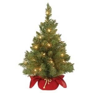 pre lit small faux fir tree in burgundy cheer pinterest