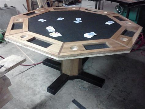 poker table build page  woodworking talk