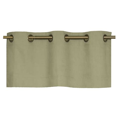 Grommet Valance Weathermate Insulated Grommet Top Valances Thermal