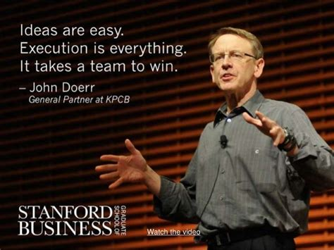 ideas are easy execution is everything quot ideas are easy execution is everything it takes a team
