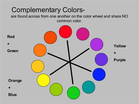 complimentary colors for grey enchanting complementary colors to gray complementary