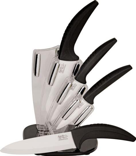 ceramic kitchen knives set h r ceramic kitchen knife set i021