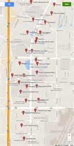 Google Map Las Vegas by Google Maps Las Vegas Related Keywords Amp Suggestions