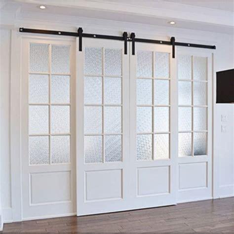 Rolling Closet Door Best 25 Sliding Barn Doors Ideas On Pinterest Corner Office Barn Door With Glass And