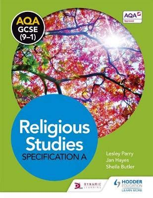 aqa religious studies a2 aqa gcse 9 1 religious studies specification a specification a by lesley parry jan hayes