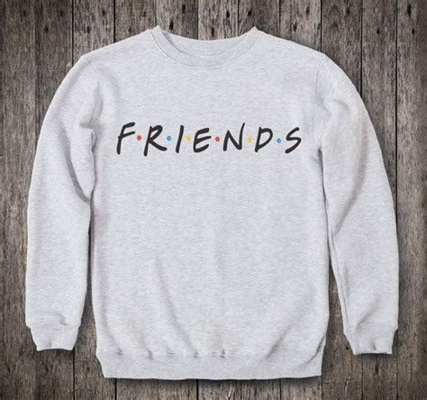 Sweater Plant Are Friends friends tv show clothing friends tv show sweatshirt friends tv show sweater friends tv series
