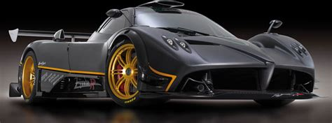 a pagani zonda r for sale track not included