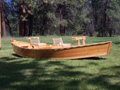drift boat plans with motor 16 custom wood drift boat beautiful to look at but no