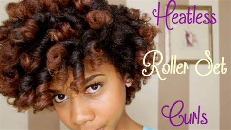 Roller Set Hairstyles For Black Hair by Roller Wrap Hairstyles For Black Pictures