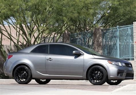 Matte Black Kia Forte 2012 Kia Forte With 18 Quot Enkei Raijin In Matte Black