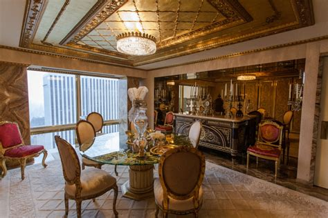 trumps gold room trump estates real estate celebrity news blog johnhart