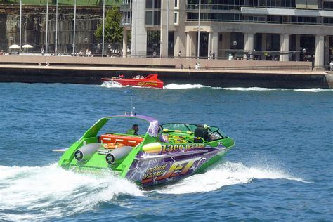 jet boat darling harbour 5 fantastic ways to experience sydney harbour a beach blog