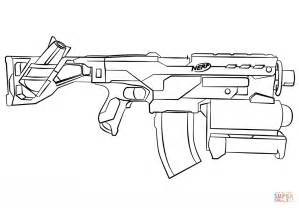gun coloring pages nerf gun coloring page free printable coloring pages