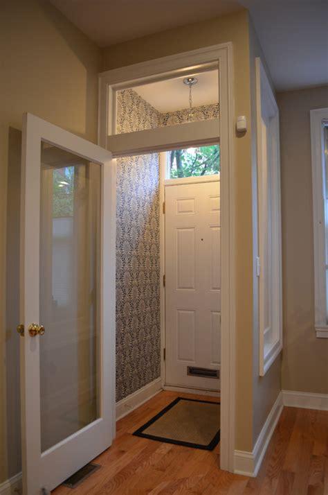 entry vestibule dimensions of the vestibule