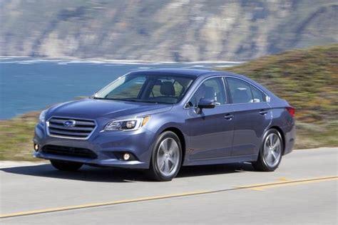 subaru cars 2015 2015 subaru legacy car review autotrader