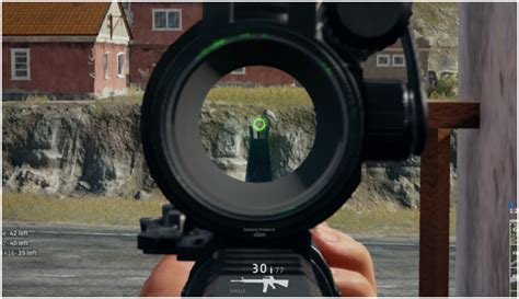 pubg zeroing playerunknown s battlegrounds new weapon and animations