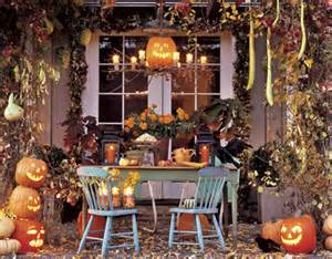 Elegant and spooky halloween decorations for your home