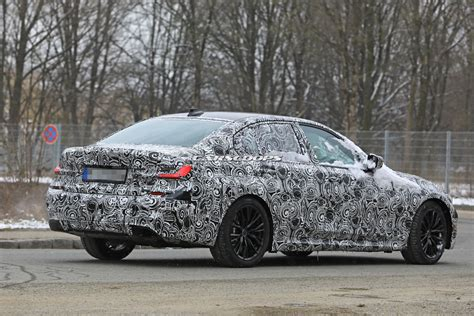 2019 Bmw M340i by 2019 Bmw 3 Series Spied In Base M Sport And M340i