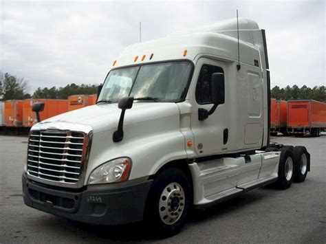 Freightliner Truck With Sleeper 2012 freightliner cascadia 113 sleeper truck for sale